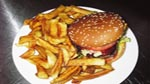 Hamburger Frites - New Cantine